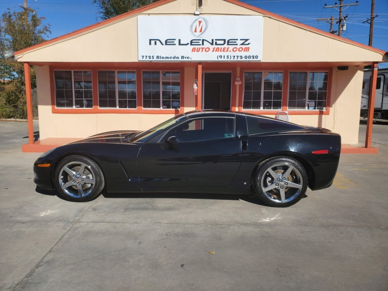 Chevrolet Corvette 2008 price $21,995