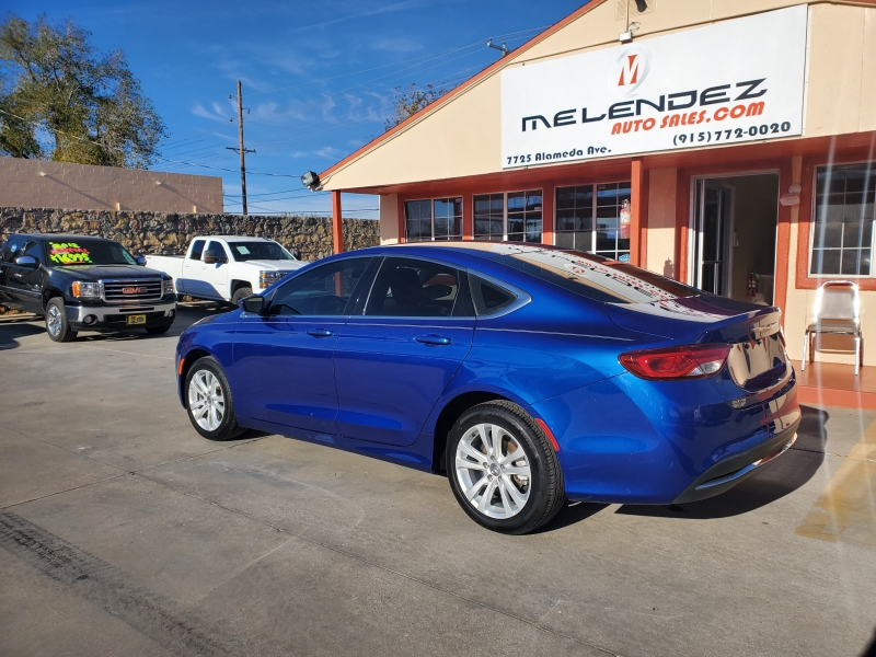 Chrysler 200 2016 price $12,995