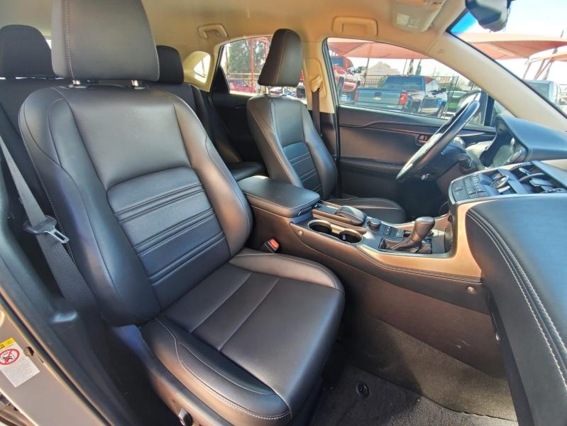 Lexus NX 200t 2016 price $26,995