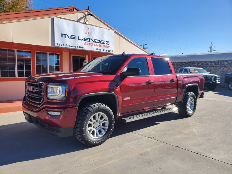 GMC Sierra 1500 2017 price $39,995