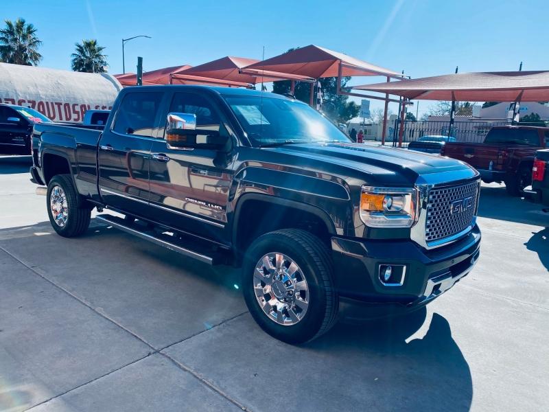 GMC Sierra 2500HD 2016 price $39,995