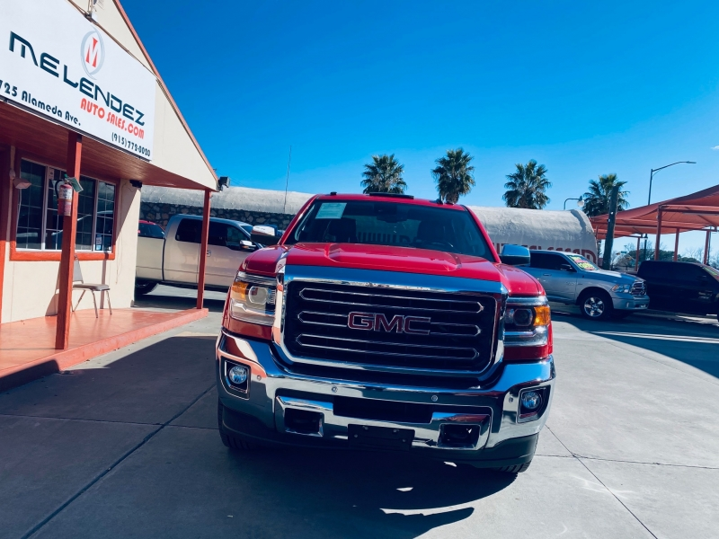 GMC Sierra 2500HD 2017 price $34,995