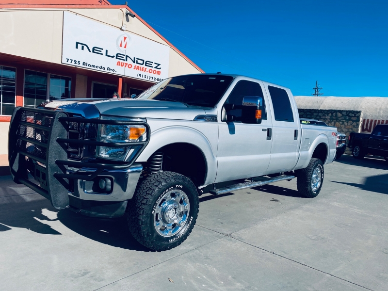 Ford Super Duty F-250 SRW 2012 price $15,995