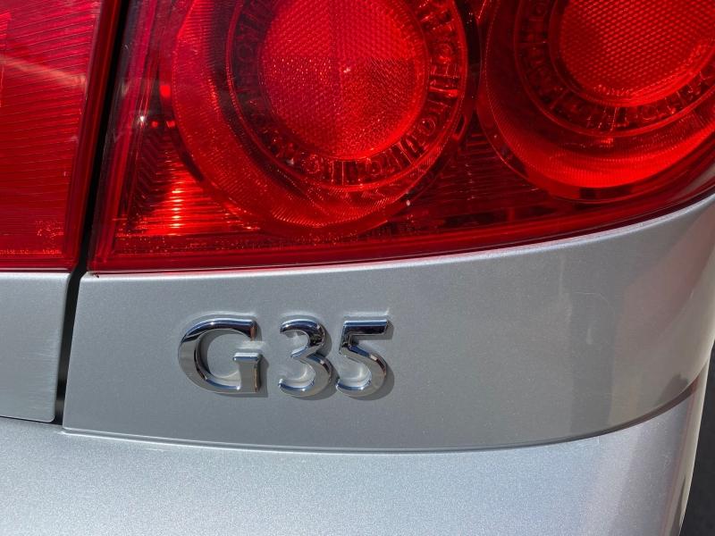 Infiniti G 35 2006 price $6,995