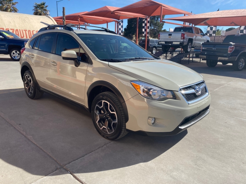 Subaru XV Crosstrek 2015 price $12,995