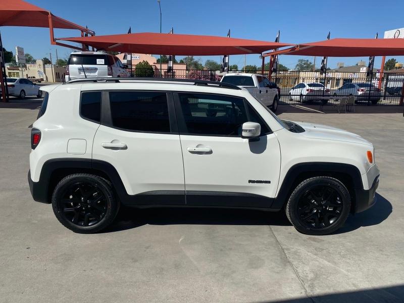Jeep Renegade 2018 price $16,995
