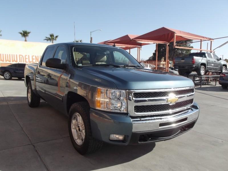 Melendez Auto Sales >> 2011 Chevrolet Silverado 1500 4WD Crew Cab LT - Inventory ...