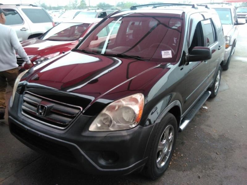 Jc Auto Sales >> 2005 Honda Cr V Lx