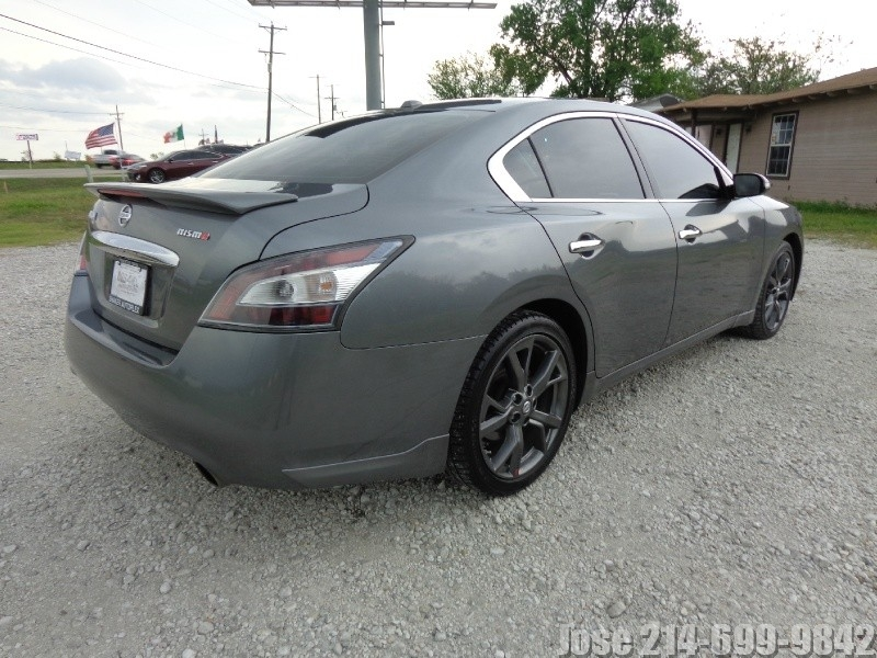 Nissan Maxima 2014 price $1,500 Down