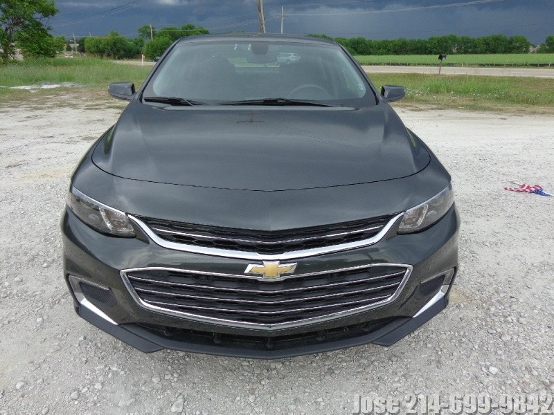 Chevrolet Malibu 2017 price $2,000Down
