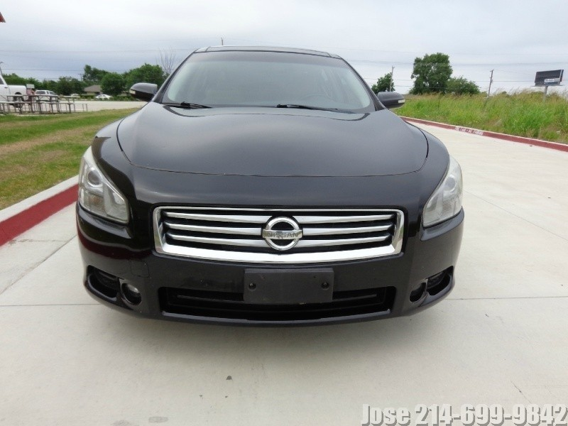 Nissan Maxima 2012 price $1,500Down