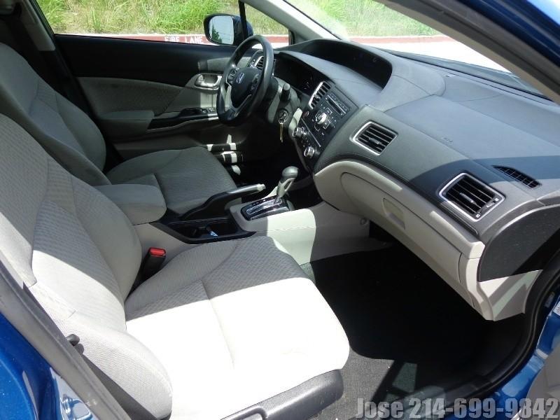 Honda Civic Sedan 2014 price $1,500 Down