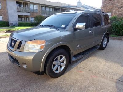 2008 Nissan Armada 2WD 4dr SE FFV,08 Armada,3 row SUV,In House