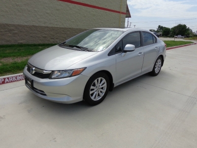 2012 Honda Civic Sdn 4dr Auto EX-L,Quality used cars,Special Finance
