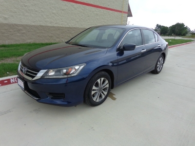2014 Honda Accord Sedan 4dr I4 CVT LX, Quality used cars, Special Finance