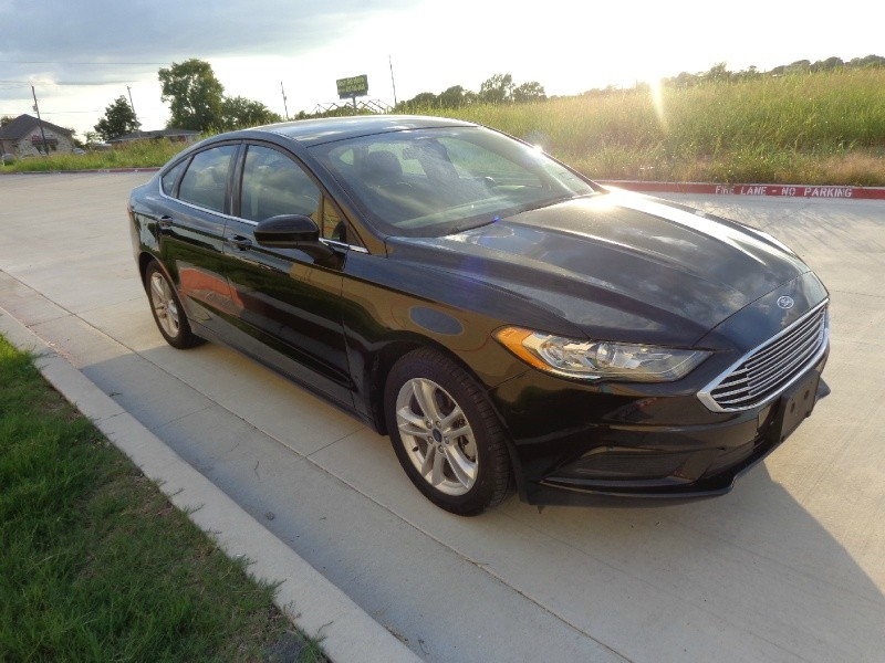 Ford Fusion 2018 price $2,500 Down