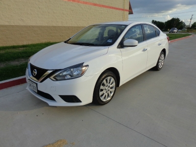2017 Nissan Sentra SR CVT,used cars,Special In House Finance