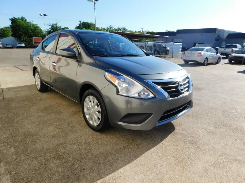 Nissan Versa Sedan 2018 price $1,200Down