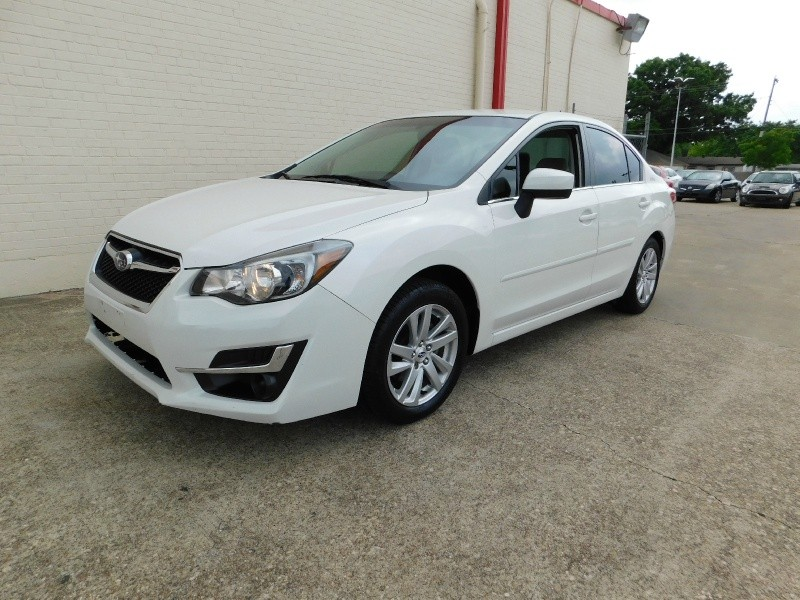 Subaru Impreza Sedan 2016 price $1,500Down