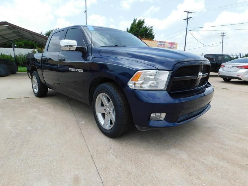 RAM 1500 2012 price $2,500Down