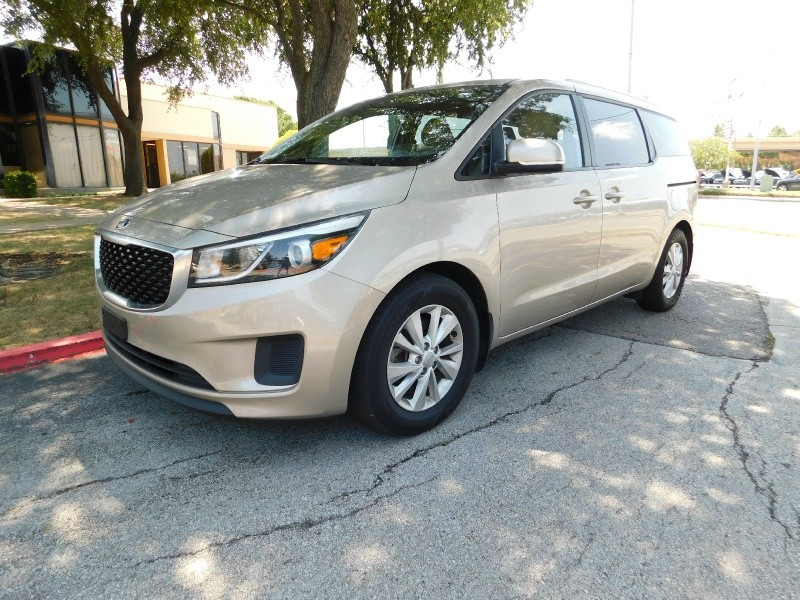 Kia Sedona 2016 price $2,000 Down
