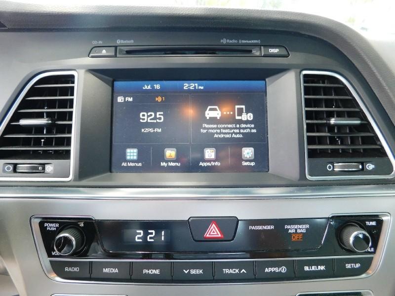 Hyundai Sonata 2016 price $2,000 Down