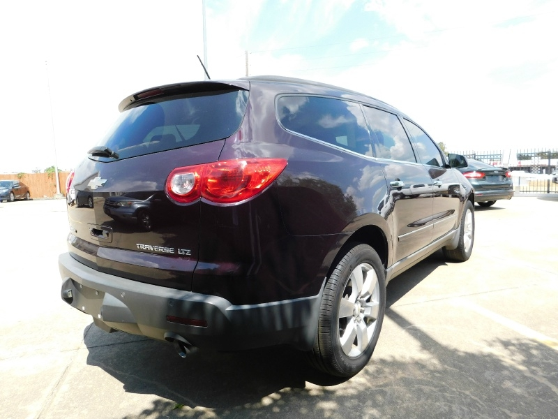 Chevrolet Traverse 2009 price $1,500 Down