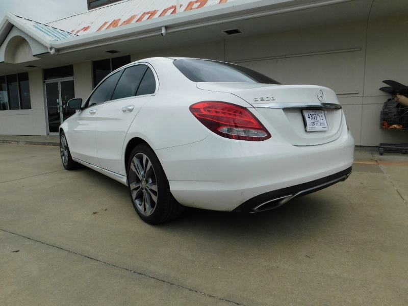 Mercedes-Benz C-Class 2016 price $3,000 Down