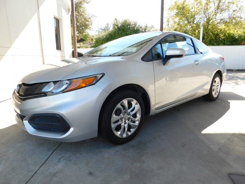 Honda Civic Coupe 2014 price $1,500 Down