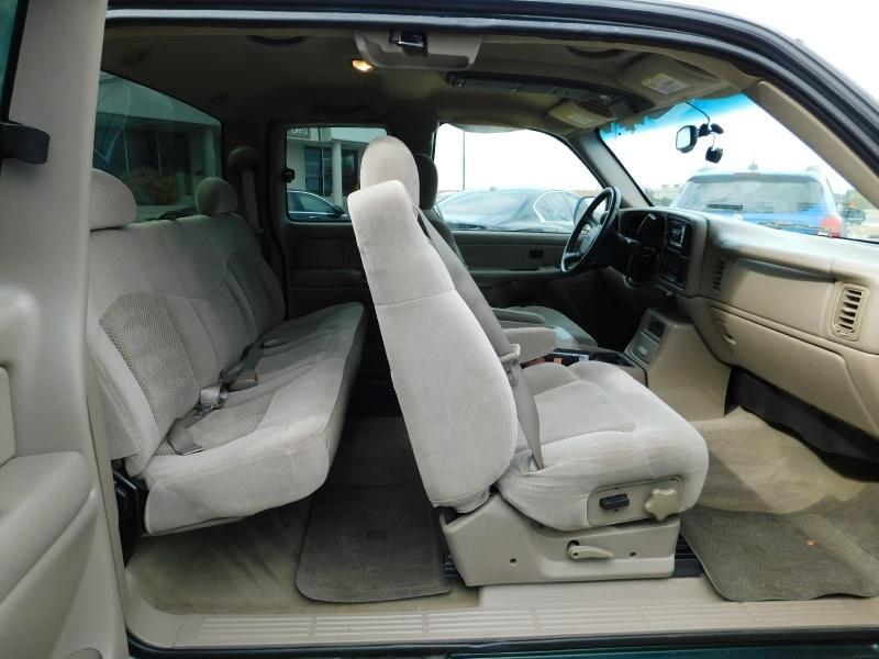 Chevrolet Silverado 1500 2002 price $1,500 Down