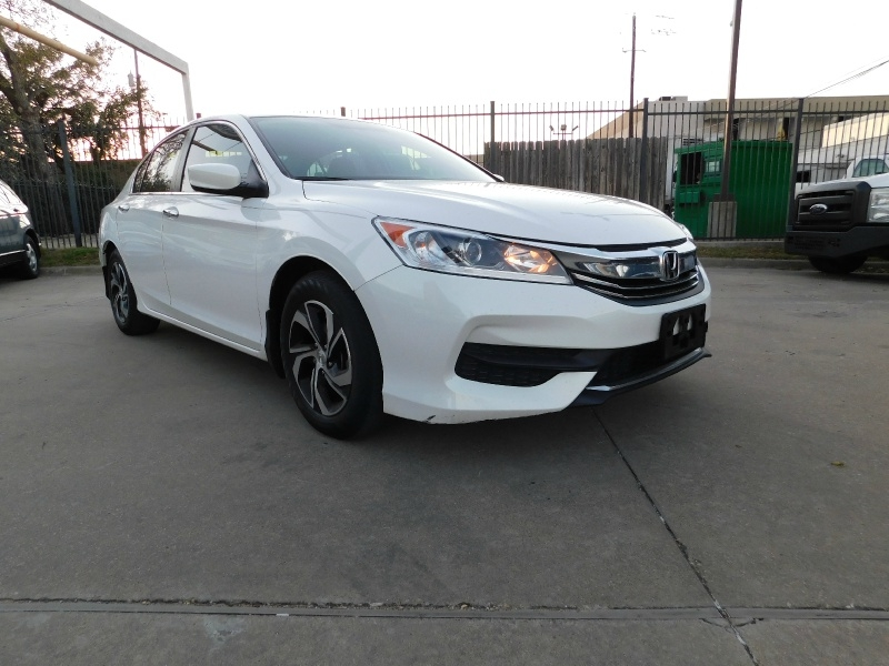 Honda Accord Sedan 2017 price $1,500 Down