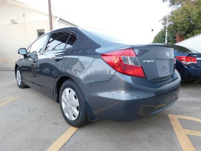 Honda Civic Sdn 2012 price $1,500 Down