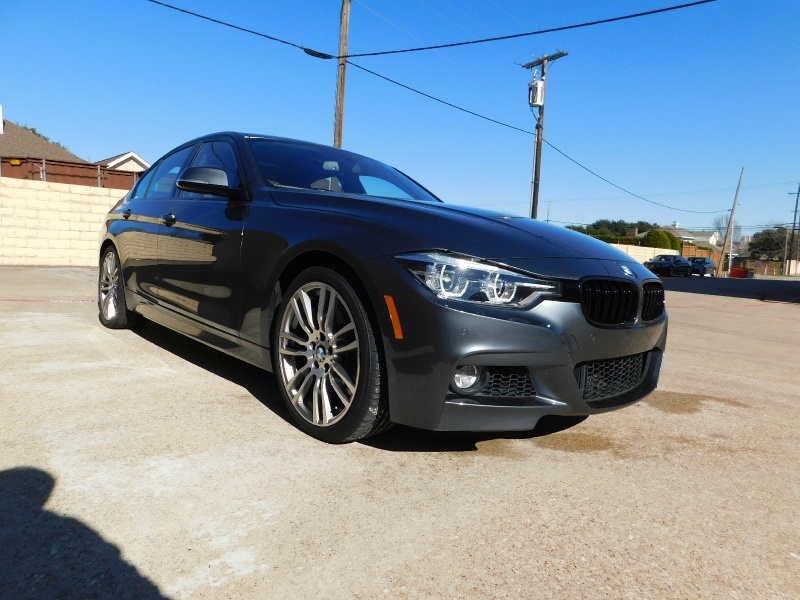 BMW 3-Series 2017 price $3,500 Down