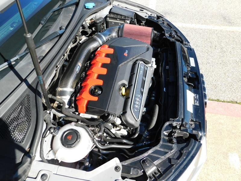 Audi RS 3 Sedan 2018 price $9,500 Down