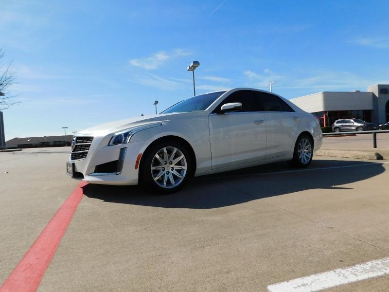 Cadillac CTS Sedan 2014 price $3,000 Down