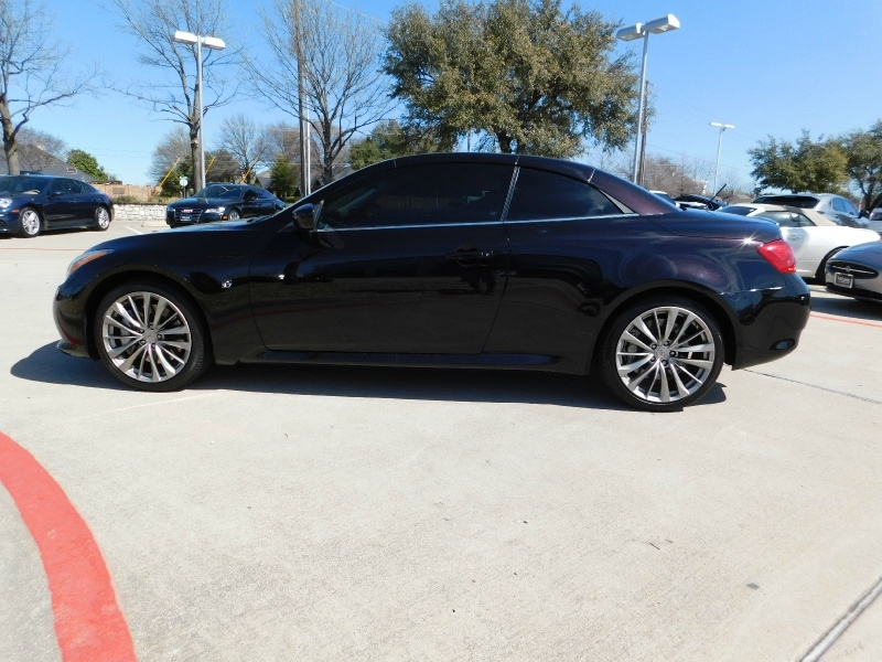 Infiniti Q60 Convertible 2014 price $3,000 Down