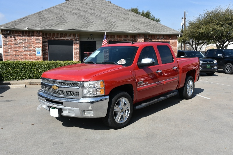Chevrolet Silverado 1500 2012 price $2,500 Down