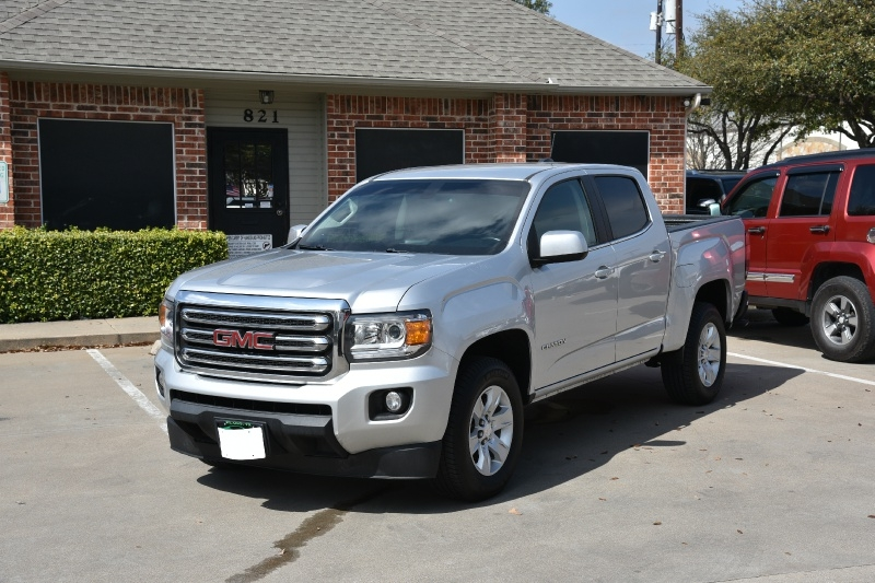 GMC Canyon 2016 price $2,500