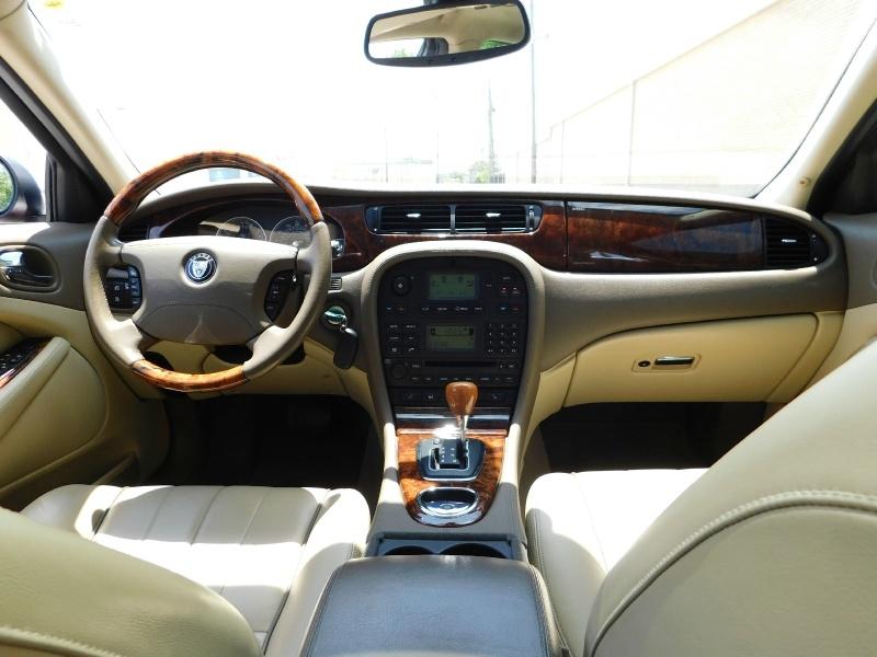 Jaguar S-TYPE 2007 price $2,000 Down