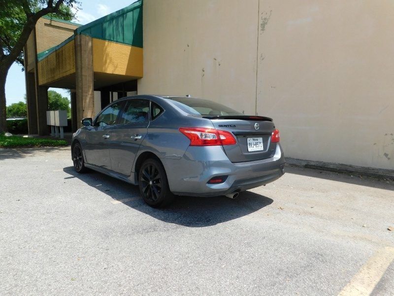 Nissan Sentra 2018 price $1,500 Down