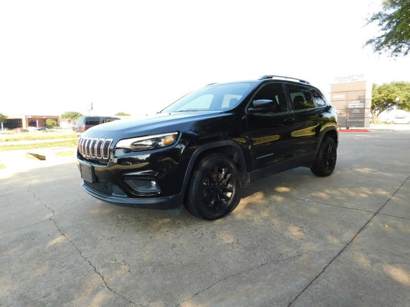 Jeep Cherokee 2019 price $2,500 Down
