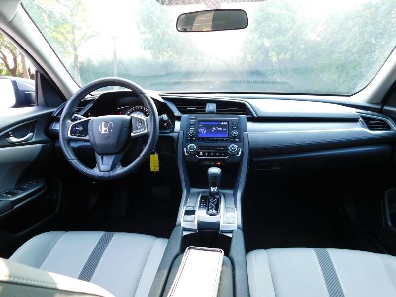 Honda Civic Sedan 2016 price $2,500 Down