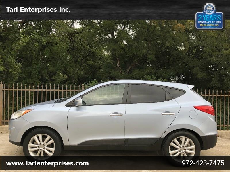 Hyundai Tucson 2012 price $8,900