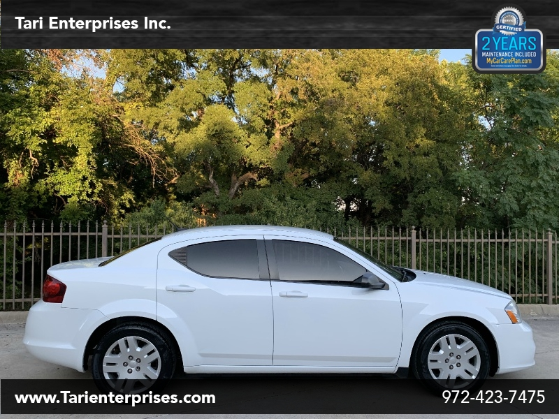 Dodge Avenger 2014 price $7,900