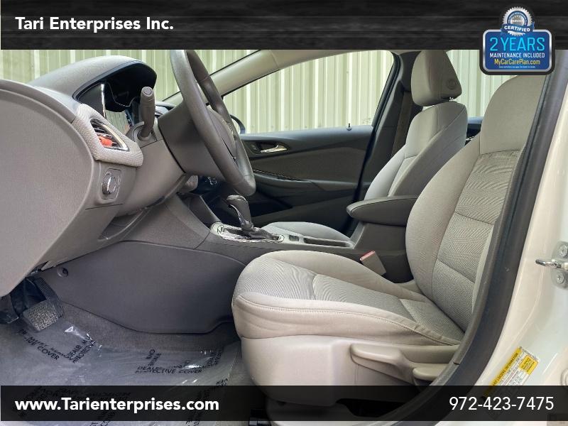 Chevrolet Cruze 2016 price $7,900