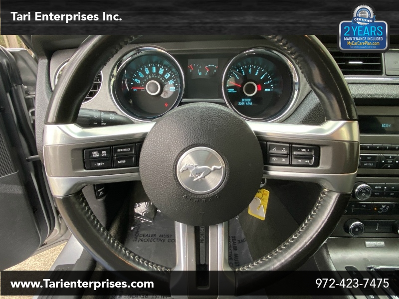 Ford Mustang 2014 price $9,900