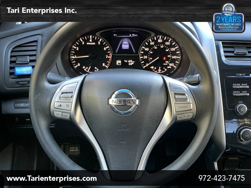 Nissan Altima 2015 price $10,900