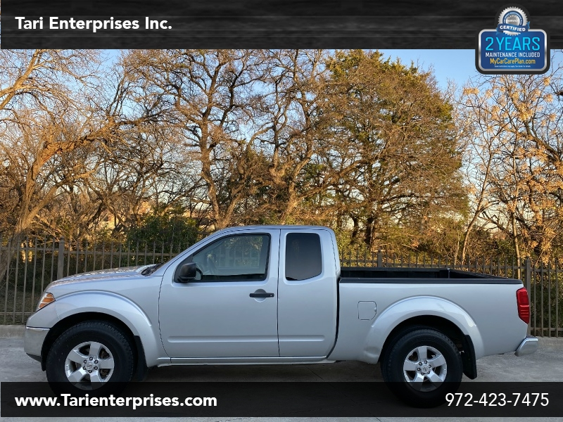 Nissan Frontier 2011 price $8,900