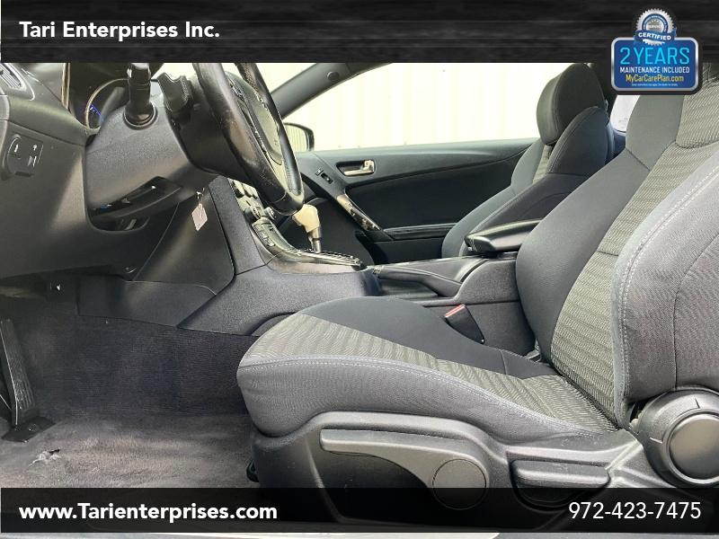 Hyundai Genesis Coupe 2013 price $7,900