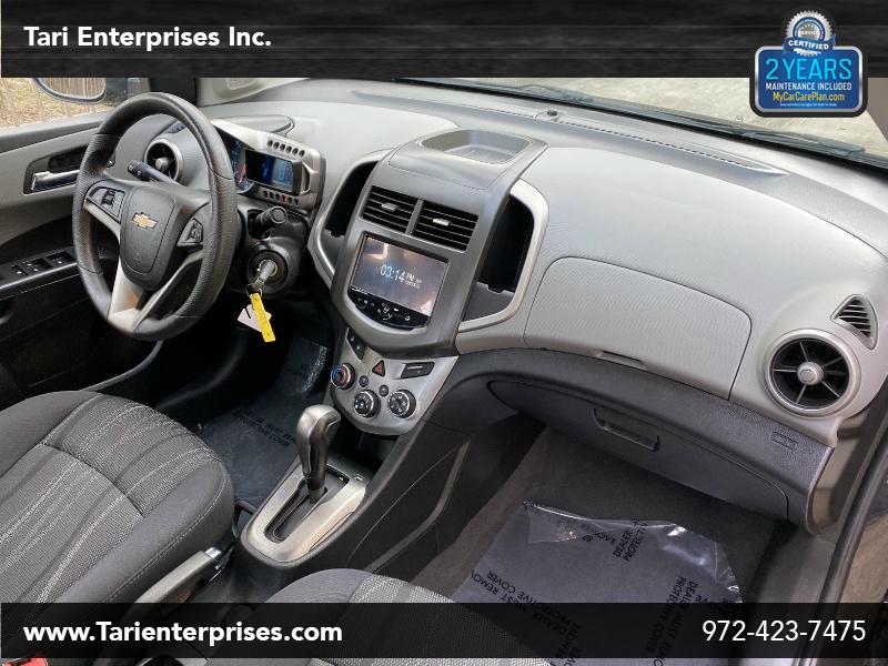 Chevrolet Sonic 2014 price $0